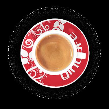 tazza alto mokavi caffè