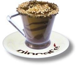 tazza baci mokavi caffe